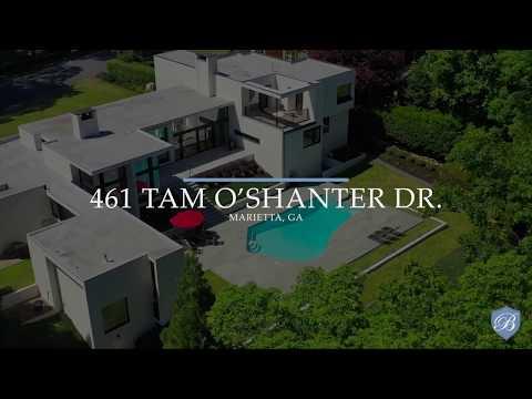 461 Tam O Shanter Drive SE, Marietta, GA 30067
