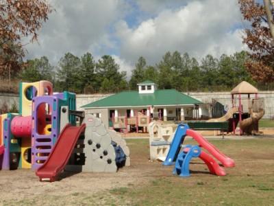 Asjford Park playground