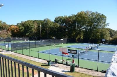 Chastain Park tennis center