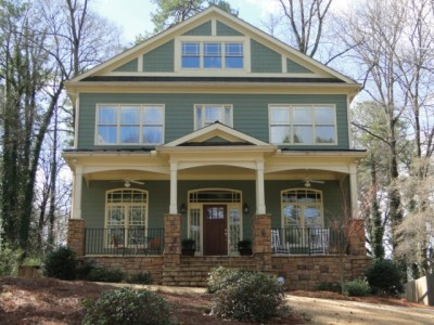 Ashford Park Homes For Sale In Brookhaven 30319