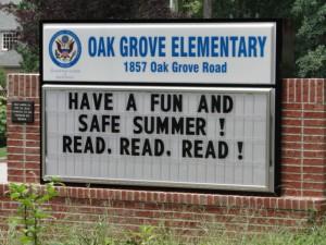 Oak Grove in Decatur Ga 30345