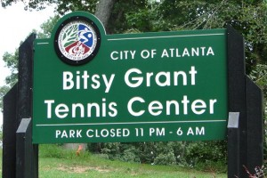 Bitsy Grant Tennis Center
