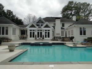 Haynes Manor home with pool