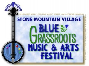 Blue Grassroots Music and Arts Festival