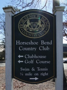 Horseshoe Bend Country Club