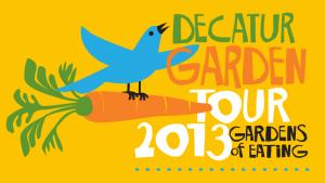 Decatur Garden Tour 2013