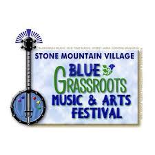 Stone Mountain Bluegrass fest