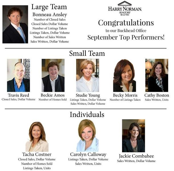 2014 Sept Agent of the Month (Copy)