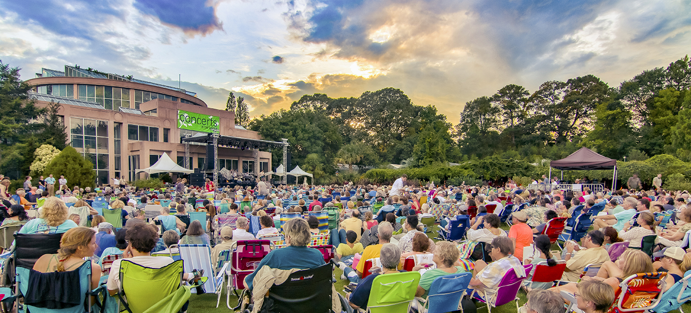 concerts in the garden - atlanta real estate - brookhaven