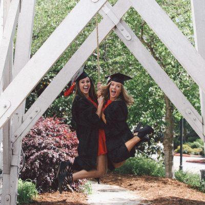 Melissa Morris graduates from UGA