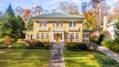 Druid Hills Tour Of Homes And Gardens