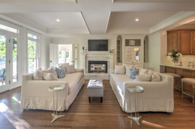 East Cobb family room