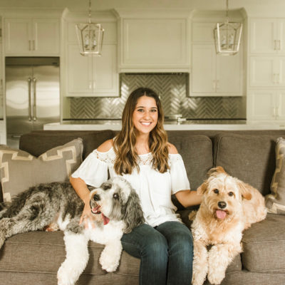 Melissa Morris with doodles