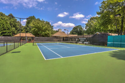 East Cobb tennis courts
