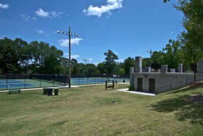 Chastain Park Tennis