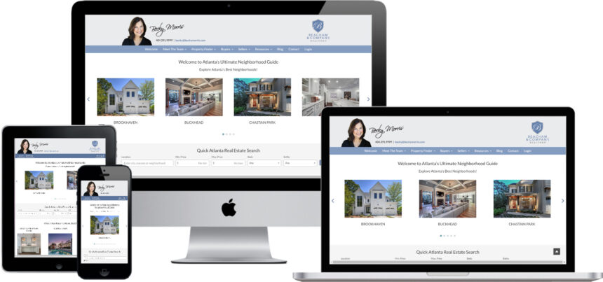 responsive web design by Art Wave