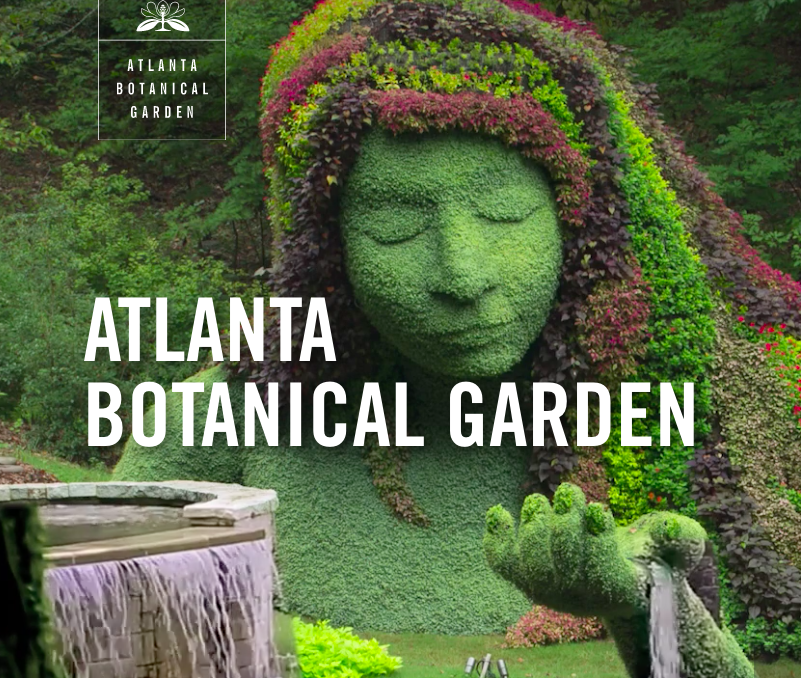 Your Guide To The Atlanta Botanical Gardens Reopening