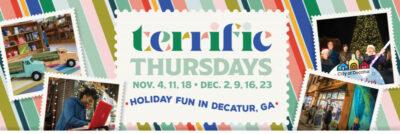 Terrific Thursdays in Decatur